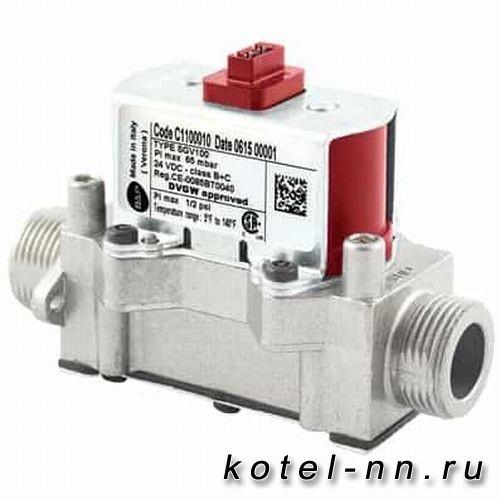 Газовый клапан для котлов Ferroli Domiproject, Divatech, Domitech (39841320) 36803260