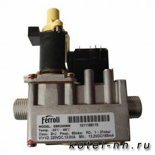 Газовый клапан для котлов Ferroli Divabel, Fortuna (46562030)