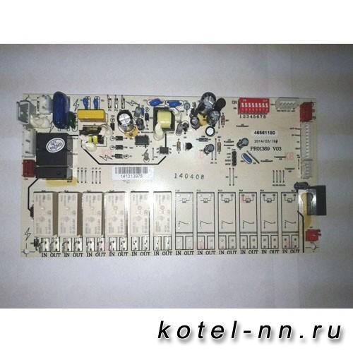 Плата управления для котлов Ferroli Zews, Leb 6, 7.5, 9 кВт (46561180) 398603940
