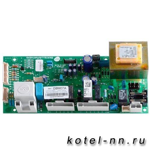 Плата управления DBM07B для котлов Ferroli Pegasus D, Era (39827141) 39827140, 36508163