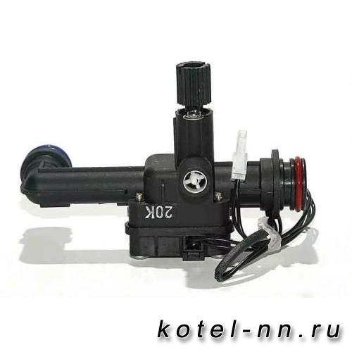 Гидроузел датчика протока с краном Navien 30019904