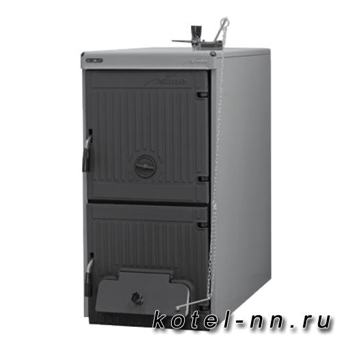Котел твердотопливный Sime SOLIDA EV 5 45 кВт одноконтурный