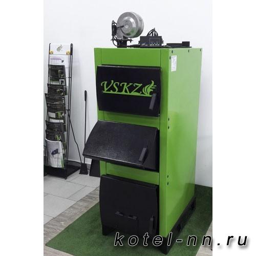Твердотопливный котел VSKZ COMFORT 14
