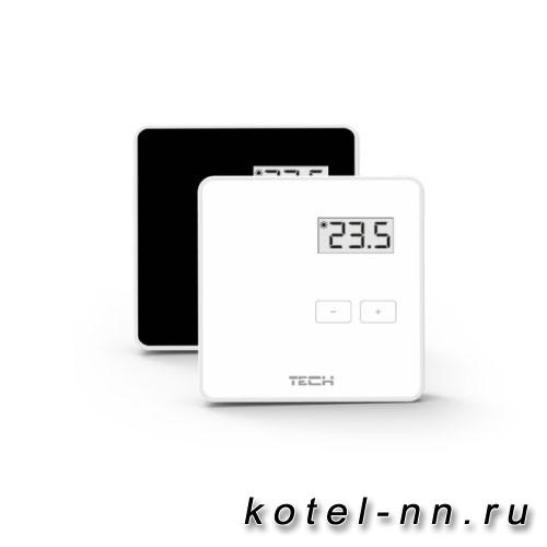 Комнатный терморегулятор беспроводной двухпозиционный TECH ST-294v2