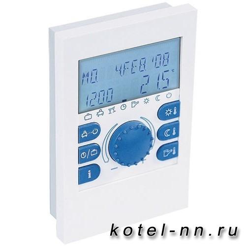 Термостат настенный Honeywell SDW30N с ЖК дисплеем и встроенным датчиком температуры