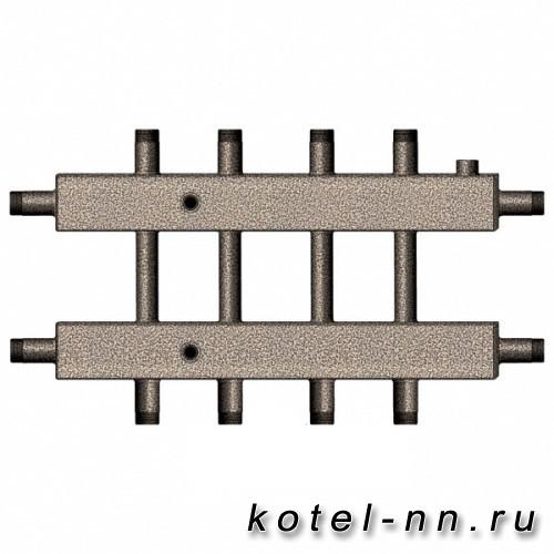 Распределительный коллектор на 5 контуров, арт. 2К5-70