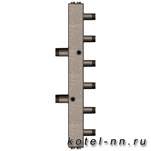 Распределительный коллектор на 3 контура, арт. К3V-70