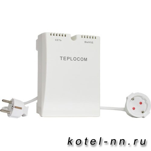 Стабилизатор напряжения Бастион Teplocom ST-555
