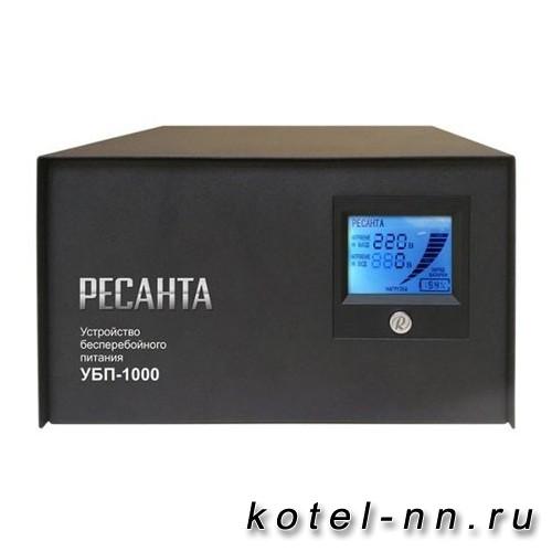 Устройство бесперебойного питания УБП-1000 Ресанта 61/49/4