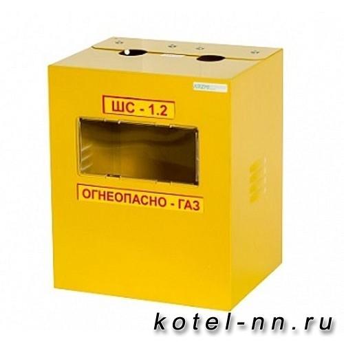 Шкаф ШС-1,2 пл для счетчика газа (для G4)