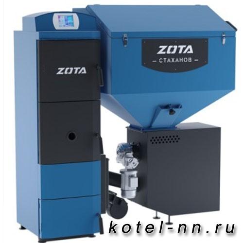 Твердотопливный автоматический угольный котел ZOTA Стаханов 40