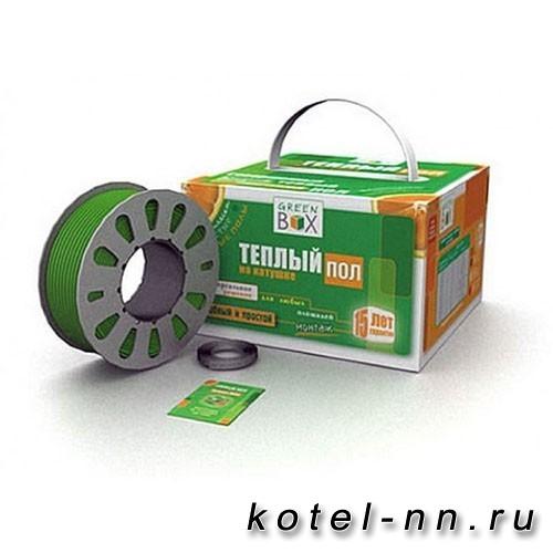Нагревательный кабель Green Box 500 2,7-3,2 м2