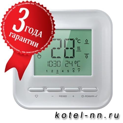 Терморегулятор Теплолюкс TP 515 (простой с таймером) белый