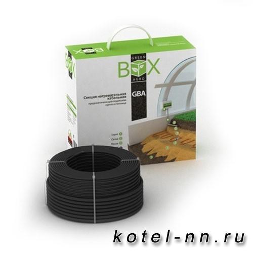 Нагревательный кабель GreenBox AGRO 2 м2