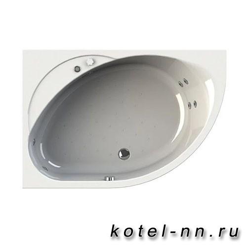 Гидромассажная ванна Радомир (Вахтер) Мелани 1400х950, L форсунки белые (3-01-1-1-0-310)