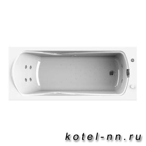 Гидромассажная ванна Радомир (Вахтер) Сильвия 1680х700 форсунки хром (3-01-2-0-0-305)