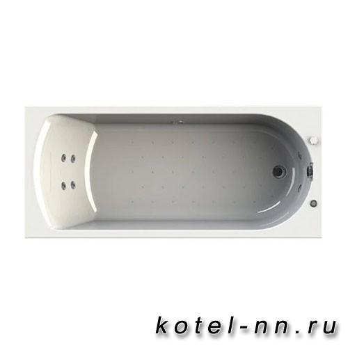 Гидромассажная ванна Радомир (Вахтер) Николь 1800х800, форсунки хром (3-01-2-0-0-309)