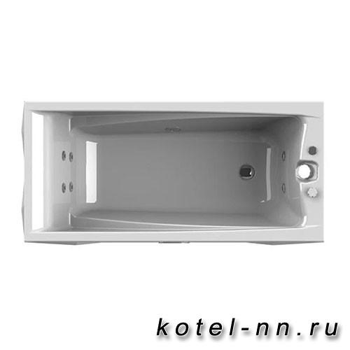 Гидромассажная ванна Радомир (Вахтер) Орнела 1500х700, форсунки хром (3-01-2-0-0-302)