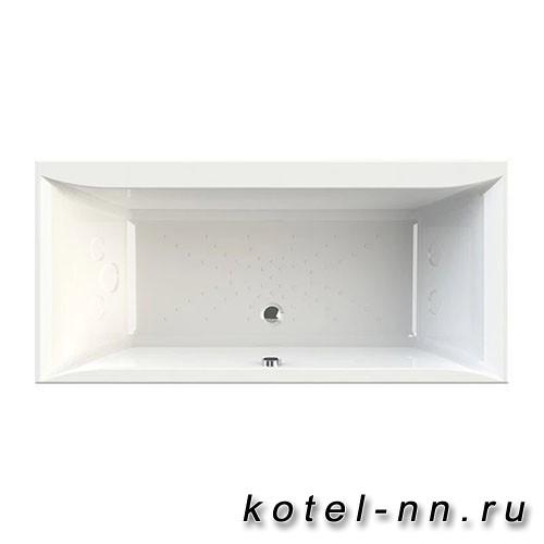 Акриловая ванна Радомир Палермо 180x85, с рамой-подставкой (1-01-0-0-1-033)