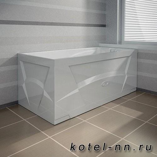 Гидромассажная ванна Радомир (Вахтер) Фелиция 1600х750, форсунки белые (3-01-1-0-0-304)