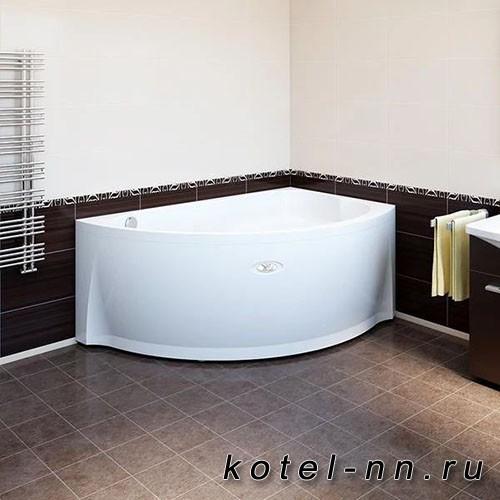 Акриловая ванна Радомир (Vannesa) Модерна 160х100 (правосторонняя)(2-01-0-2-1-214)