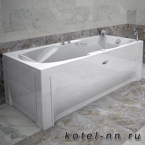 Акриловая ванна Радомир Парма-Дона 180x85 R, с рамой-подставкой (1-01-0-2-1-035)