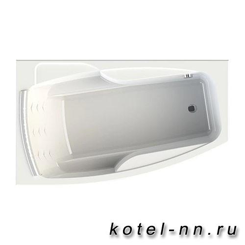 Акриловая ванна Радомир Аризона 170x100 L, с рамой-подставкой (1-01-0-1-1-018)