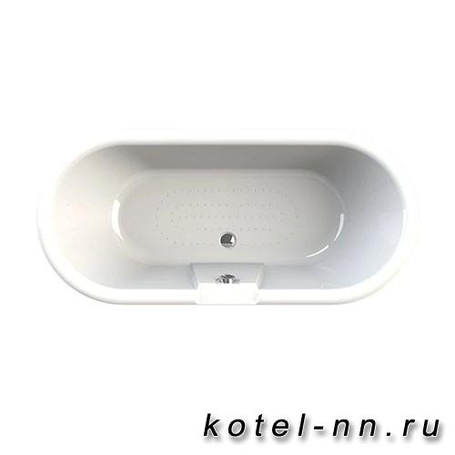 Акриловая ванна Радомир Леонесса 1 175х80, на ножках (комплектация бронза, перламутр) (1-01-4-0-1-138П)