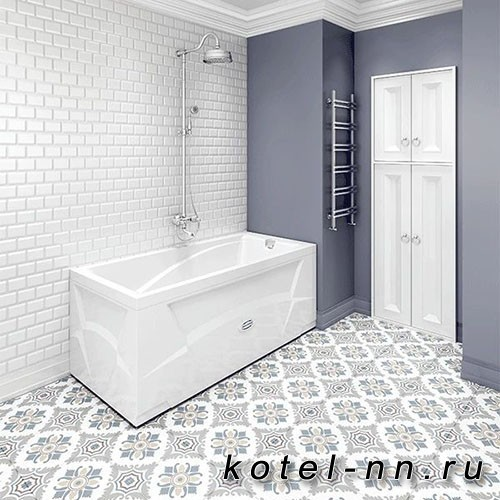 Акриловая ванна Радомир (Vannesa) Фелиция 160х75 (2-01-0-0-1-204)