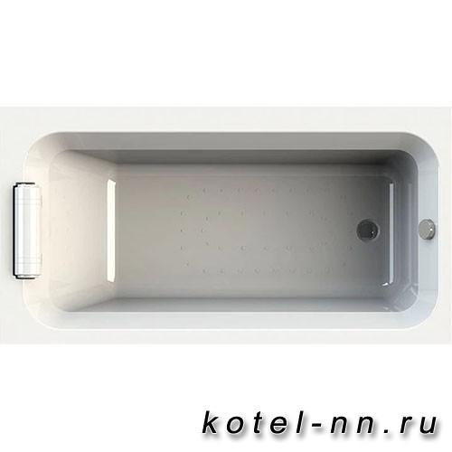 Акриловая ванна Радомир Хельга 1 185x100, с рамой-подставкой (1-01-0-0-1-044)