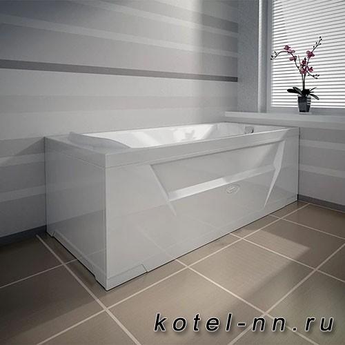 Акриловая ванна Радомир Ларедо 168х70, с рамой-подставкой (1-01-0-0-1-029)
