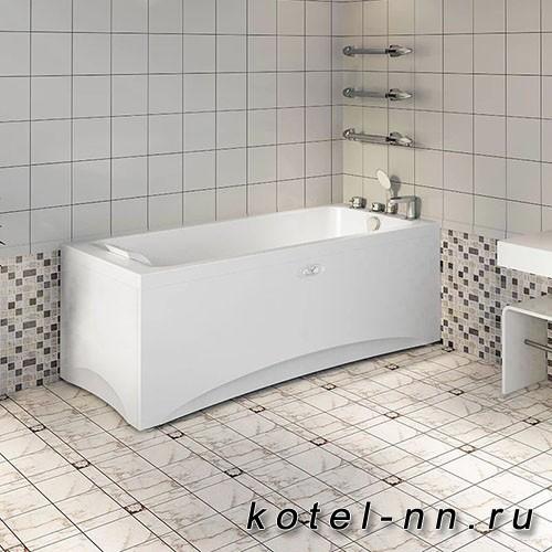 Акриловая ванна Радомир (Vannesa) Агата 170х70, с рамой-подставкой (2-01-0-0-1-226Р)