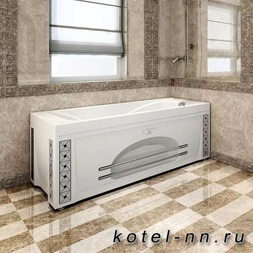 Акриловая ванна Радомир (Vannesa) Сильвия 168х70 (2-01-0-0-1-205Р)