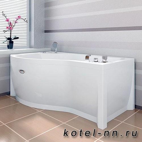 Гидромассажная ванна Радомир (Вахтер) Миранда 1680х950, L форсунки белые (3-01-1-1-0-308)