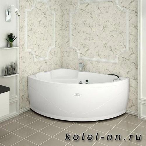 Акриловая ванна Радомир (Vannesa) Алари 168х120 (левосторонняя)(2-01-0-1-1-218)