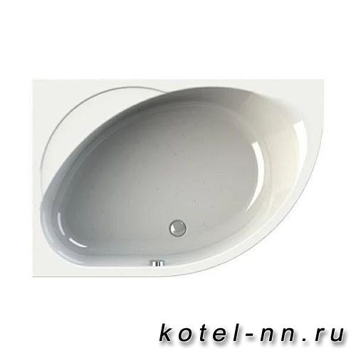 Акриловая ванна Радомир (Vannesa) Мелани 140х95 (левосторонняя)(2-01-0-1-1-212)