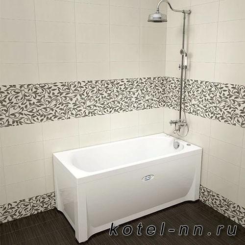 Акриловая ванна Радомир (Vannesa) Ника 150х70