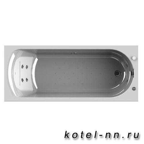 Гидромассажная ванна Радомир (Вахтер) Кэти 168х70, форсунки хром (3-01-2-0-0-306)