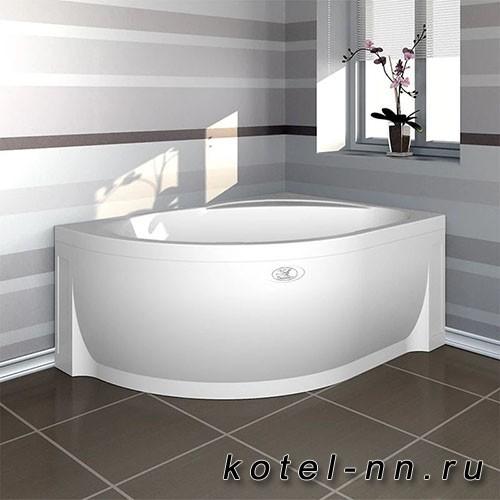 Гидромассажная ванна Радомир (Вахтер) Мелани 1400х950, R форсунки белые (3-01-1-2-0-310)