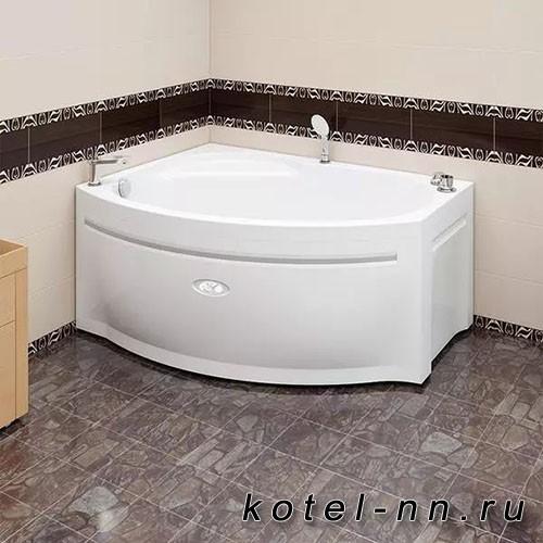 Акриловая ванна Радомир (Vannesa) Монти 150х105 (левосторонняя)(2-01-0-1-1-213)