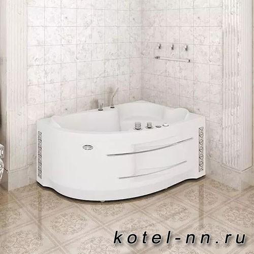 Акриловая ванна Радомир (Vannesa) Ирма 169х110 (правосторонняя)(2-01-0-2-1-217)