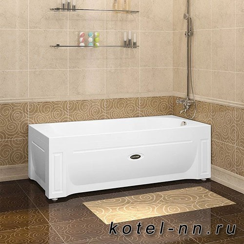 Акриловая ванна Радомир (Vannesa) Аврора 150х75, с рамой-подставкой (0-01-0-0-1-996)