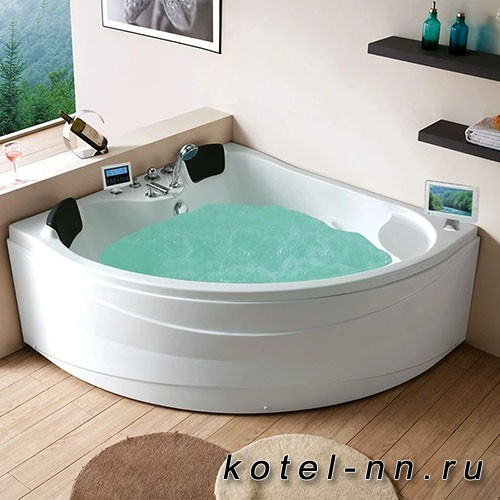 Акриловая ванна Gemy (G9041 O)