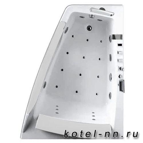 Акриловая ванна Gemy (G9056 O R)