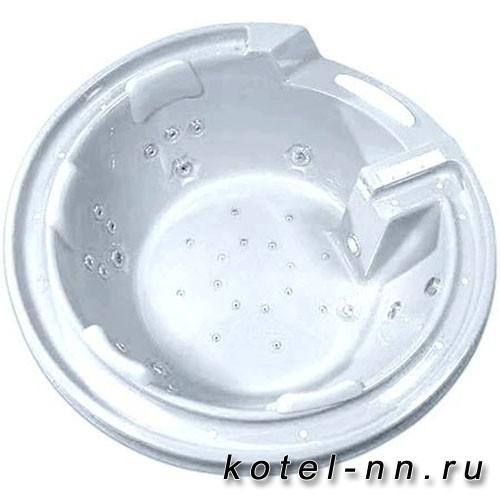 Акриловая ванна Gemy (G9090 O)