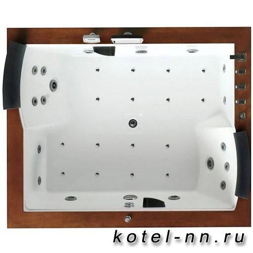 Акриловая ванна Gemy (G9052 II O R)