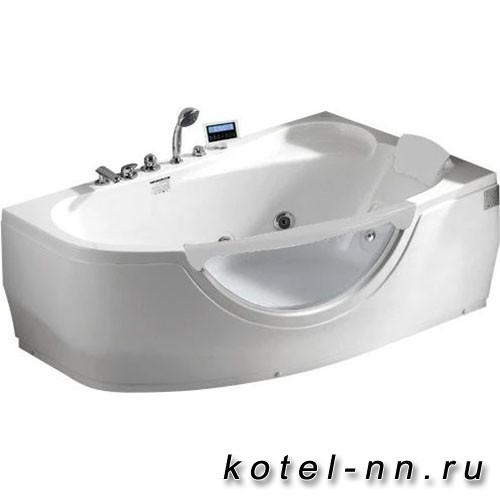 Акриловая ванна Gemy (G9046 K R)