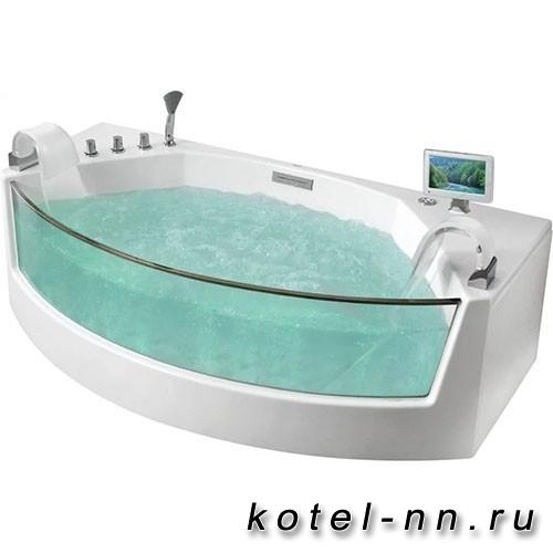 Акриловая ванна Gemy (G9079 O)