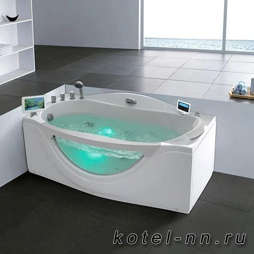 Акриловая ванна Gemy (G9072 O L)