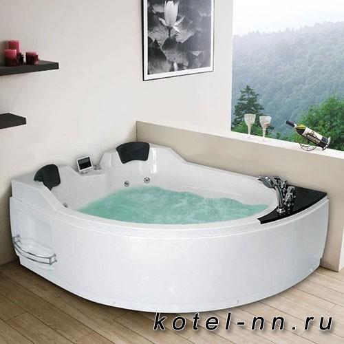 Акриловая ванна Gemy (G9086 K L)